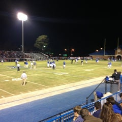 Photo taken at Duck Samford Stadium by Andy W. on 11/24/2012