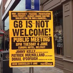 Photo taken at Spirit of Belfast by GNUdog/drivel on 6/3/2013