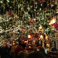 Photo taken at Rolf's German Restaurant by Morgan F. on 11/26/2012