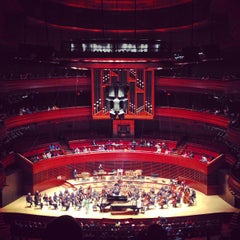 Photo taken at Kimmel Center for the Performing Arts by Ariel A. on 2/16/2013