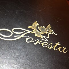 Photo taken at Hotel Ristorante Foresta by Matteo T. on 10/3/2012