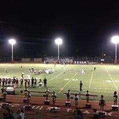 Photo taken at Laguna Beach High School by Rayanne T. on 9/21/2013