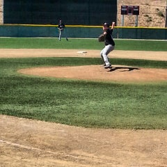 Photo taken at Sweetwater Valley Little League by Gus on 7/24/2013