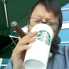 Photo taken at Starbucks by Paul W. on 5/5/2013