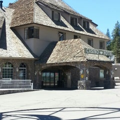 Photo taken at Tahoe Biltmore Lodge & Casino by Carrie P. on 6/12/2013