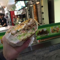 Photo taken at Donair Dude by  Junior .. on 3/21/2014