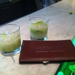 Photo taken at Alberto Restobar & Lounge by Diego V. on 6/19/2014