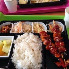 Photo taken at Ace Gourmet Bento by Vincent S. on 7/12/2014