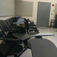 Photo taken at Lowell Lecture Hall by Kit K. on 3/26/2016