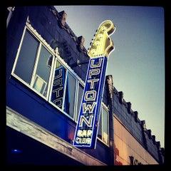 Photo taken at The Uptown Nightclub by Zac R. on 9/16/2012