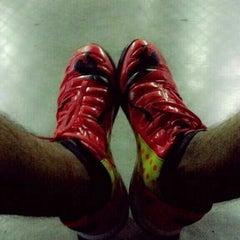 Photo taken at JPS Futsal Ampang by Ahmad I. on 11/7/2014