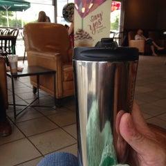 Photo taken at Starbucks by Rita H. on 6/13/2014