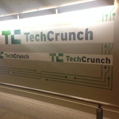 Photo taken at TechCrunch HQ by Nads Y. on 12/6/2013