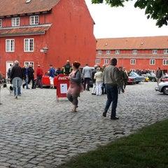 Photo taken at Kastellet Volden Ved Grønningen by Дмитрий Н. on 5/4/2014