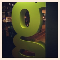 Photo taken at Giovane Café + Market + Eatery by Graham P. on 11/2/2012