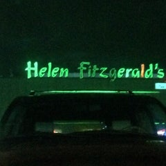Photo taken at Helen Fitzgerald's Irish Grill & Pub by Chris F. on 2/15/2014