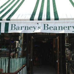 Photo taken at Barney's Beanery by Lexington S. on 4/7/2013