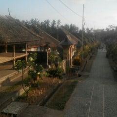 Photo taken at Desa Adat Tradisional Penglipuran (Balinese Traditional Village) by Job P. on 10/30/2015