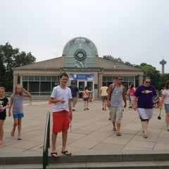 Photo taken at Niagara USA Official Visitor Center by Guilherme d. on 7/23/2013