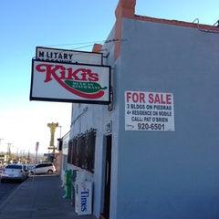 Photo taken at Kiki's Restaurant & Bar by Stephen C. on 12/1/2012