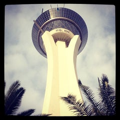 Photo taken at Stratosphere Casino, Hotel & Tower by Kansas City C. on 11/15/2012