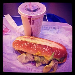 Photo taken at Burger King by Betty B. on 11/9/2012