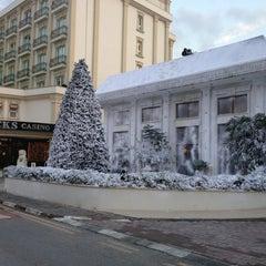 Photo taken at Rocks Hotel & Casino by Seda A. on 12/28/2012