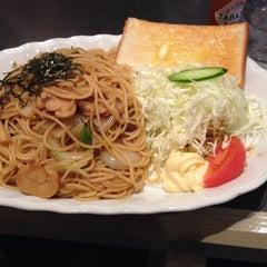 Photo taken at 喫茶レストラン縄 by Kohei U. on 11/26/2013