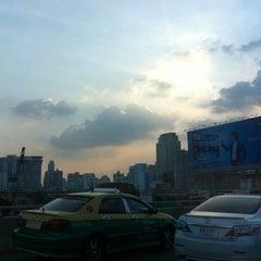 Photo taken at บางจาก แยกผังเมือง by mue...kondee🐷👍😁 on 11/1/2012