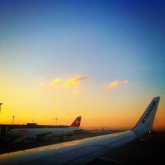 Photo taken at Terminal 1 by Xaime B. on 9/21/2012