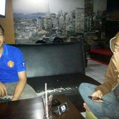 Photo taken at Jalan Soekarno Hatta by Ried R. on 2/26/2014