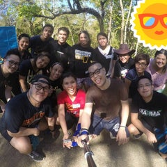 Photo taken at Caliraya Recreation Center & Resort by Demented M. on 4/19/2015