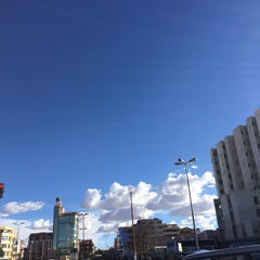 Photo taken at Terminal de Buses Oruro by ABEL R. on 2/24/2015