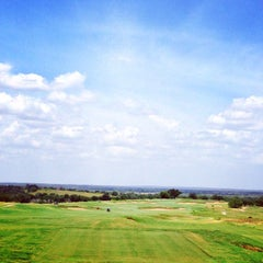 Photo taken at Wolfdancer Golf Club by TH on 8/17/2014