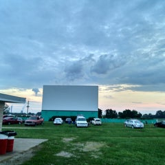 Photo taken at Holiday Drive In Theater by storm a. on 6/9/2014