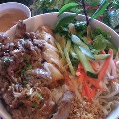 Photo taken at Pho Bistro by Queen B. on 2/27/2013