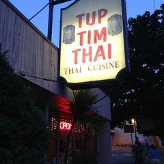 Photo taken at Tup Tim Thai by Joey P. on 6/6/2013