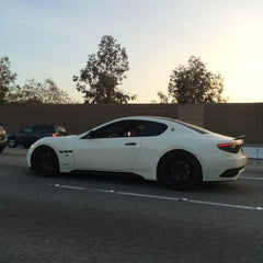 Photo taken at I-5 (Golden State Freeway) by Anthony W. on 3/7/2014