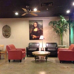 Photo taken at Davinci's Coffee House by Kathy F. on 10/25/2012