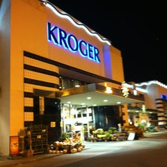 Photo taken at Kroger by Jay S. on 10/20/2012