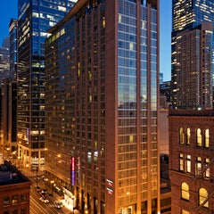 Photo taken at SpringHill Suites Chicago Downtown/River North by SpringHill Suites Chicago Downtown/River North on 1/14/2014