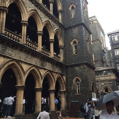 Photo taken at Bombay High Court by Vjpawar P. on 7/11/2014