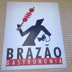 Photo taken at Brazão Churrascaria by Antonio B. on 5/5/2013