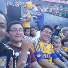 Photo taken at Tigre Tienda by Marco R. on 5/17/2015