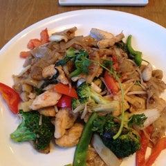 Photo taken at Dib Sushi Bar & Thai Cuisine by Diana S. on 7/30/2013