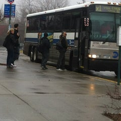 Photo taken at Eltingville Transit Center by Marnee K. on 12/10/2012