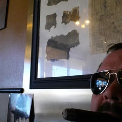 Photo taken at Goodfellas Cigar Lounge by Joe b. on 10/26/2013