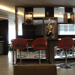 Photo taken at Etihad Airways Lounge by Mista A. on 10/30/2012