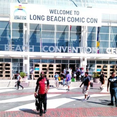 Photo taken at Long Beach Convention Center Hall B by Mister J. on 9/14/2015