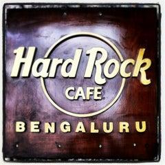 Photo taken at Hard Rock Cafe by Olga B. on 12/25/2012